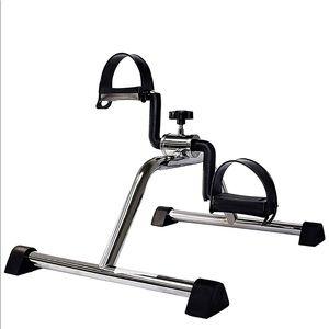Vaunn Medical Chrome Frame Pedal Exerciser